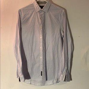Michael Kors Slim Fit Dress Shirt